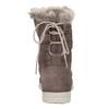 Dámske zimné topánky s kožúškom weinbrenner, hnedá, 596-4334 - 16