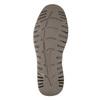 Kožená pánska členková obuv weinbrenner, hnedá, 896-3701 - 17