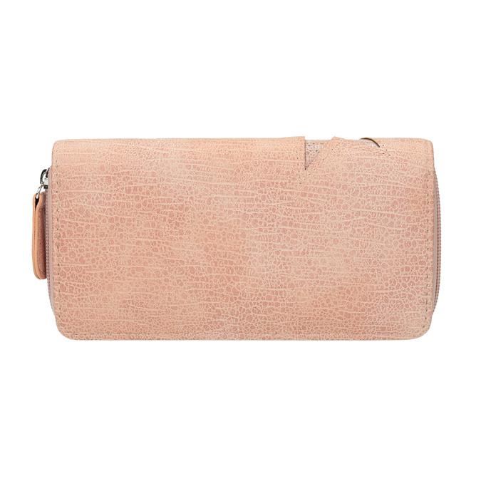 Ružová peňaženka s hviezdami bata, ružová, 941-5154 - 16