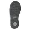 Detská zimná obuv mini-b, šedá, 291-2627 - 17