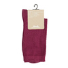 Dámske vínové ponožky bata, červená, 919-5303 - 13