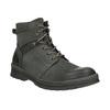 Kožená členková obuv weinbrenner, šedá, 896-2703 - 13