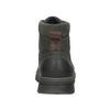 Kožená členková obuv weinbrenner, šedá, 896-2703 - 16