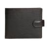 Pánska kožená peňaženka bata, hnedá, 944-4202 - 26