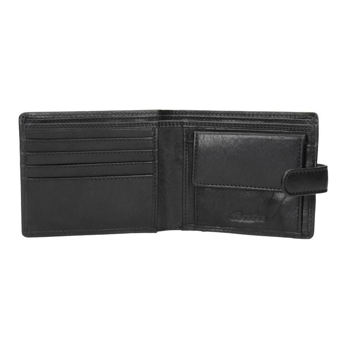 Darčekové balenie kožený opasok a peňaženka bata, čierna, 954-6200 - 15