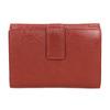 Kožená dámska peňaženka bata, červená, 944-5189 - 16