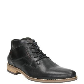 Členková pánska obuv bata, čierna, 826-6926 - 13