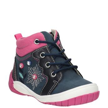 Členková obuv s výraznou podrážkou bubblegummers, 121-9619 - 13