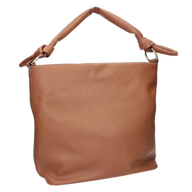 Hnedá dámska Hobo kabelka bata, hnedá, 961-3843 - 13