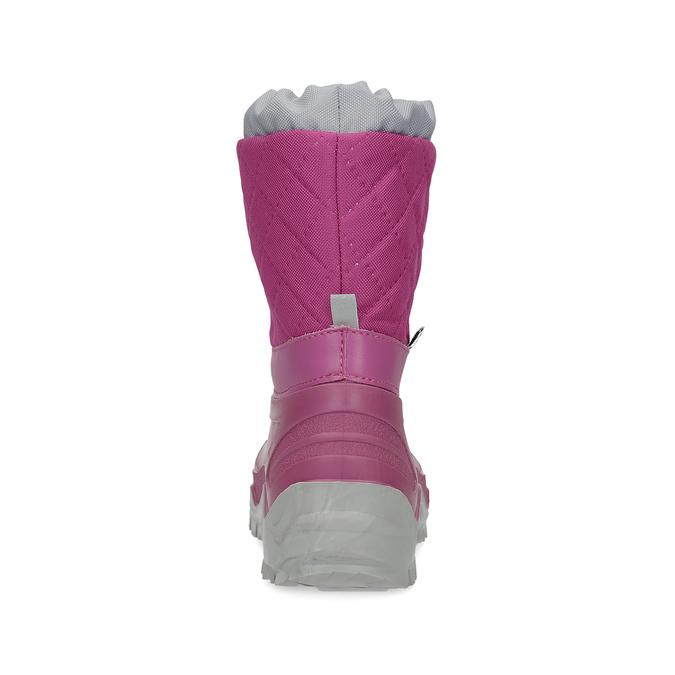 Dievčenské ružové snehule mini-b, 392-5201 - 15