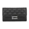 Dámska peňaženka s prešitím bata, čierna, 941-6169 - 26
