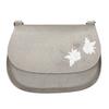 Crossbody kabelka s výšivkou bata, 969-3686 - 26