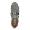 Dámske Slip-on s kovovou prackou bata, šedá, 513-2600 - 17