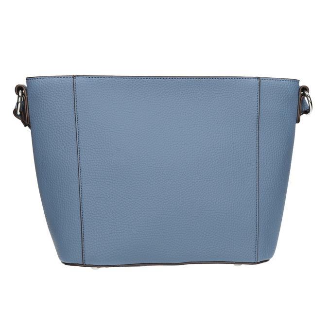Modrá dámska Crossbody kabelka bata, modrá, 961-9842 - 26