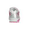 Detské tenisky s trblietkami mini-b, šedá, 221-2194 - 16