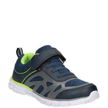 Detské športové tenisky mini-b, modrá, 319-9148 - 13