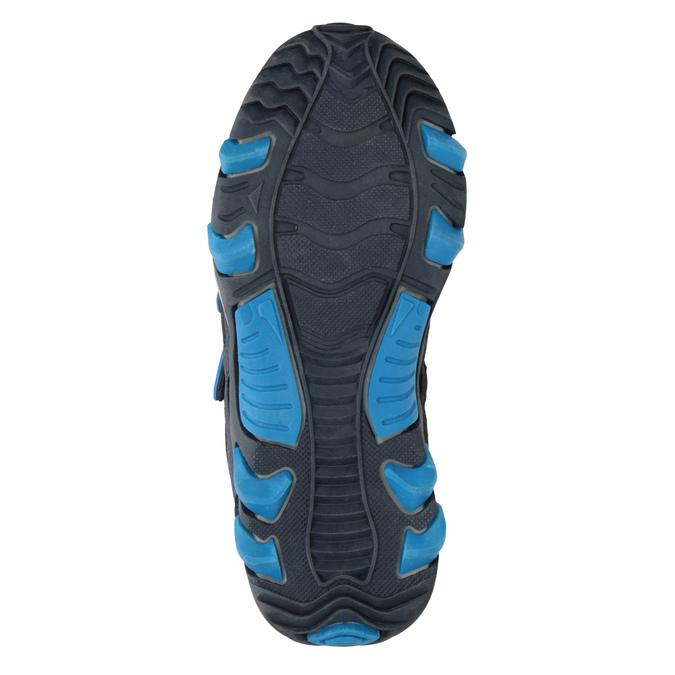 Detské tenisky na suchý zips mini-b, 411-9104 - 17
