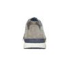 Pánske kožené tenisky bata, šedá, 846-2639 - 15