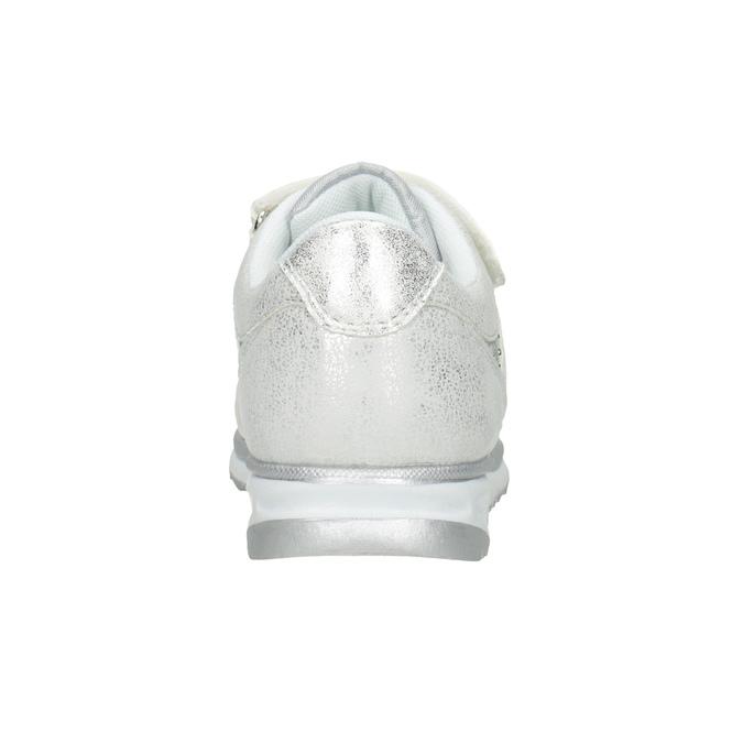 Strieborné detské tenisky s kamienkami mini-b, 329-1348 - 16