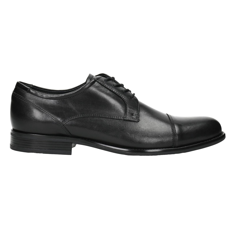 53d576699 ... Kožené pánske Derby poltopánky bata, čierna, 824-6995 - 26 ...