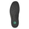 Pánske sandále z kože pinosos, čierna, 864-6626 - 18