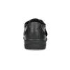Pánske kožené sandále v elegantnom dizajne pinosos, čierna, 864-6625 - 15