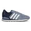 Pánske tenisky z brúsenej kože adidas, modrá, 803-2293 - 19