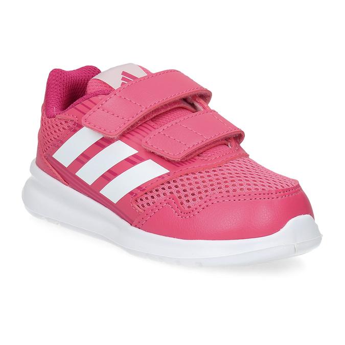 Adidas Ružové detské tenisky - Všetky detské topánky  7dce2b72d0a