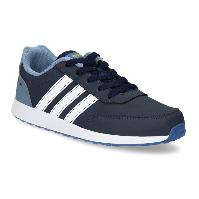 Modré detské tenisky adidas, modrá, 401-9181 - 13