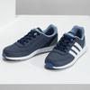 Modré detské tenisky adidas, modrá, 401-9181 - 16