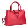 Červená dámska kabelka bata, červená, 961-5216 - 13