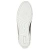 Kožené pánske tenisky bata, hnedá, 846-4617 - 18