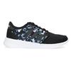 Tenisky s farebným kvetinovým vzorom adidas, čierna, 509-6212 - 19