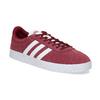 Červené pánske tenisky z brúsenej kože adidas, červená, 803-5379 - 13
