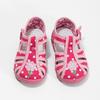 Dievčenské ružové papuče mini-b, 179-5601 - 16