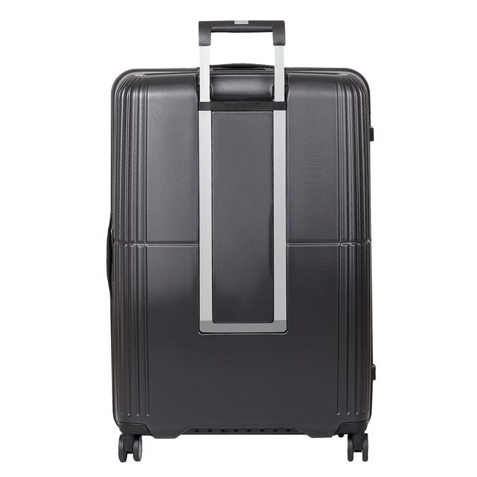 Škrupinový cestovný kufor samsonite, čierna, 960-6612 - 26