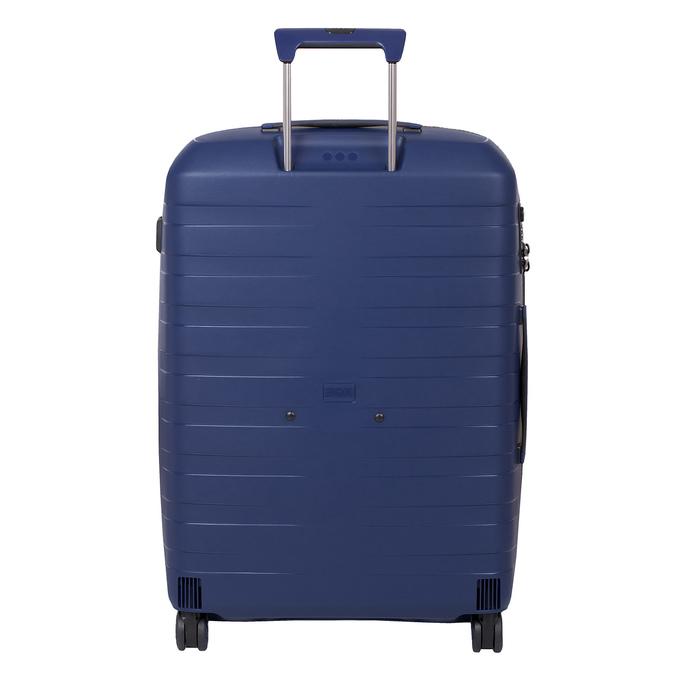 Modrý cestovný kufor na koliečkach roncato, modrá, 960-9610 - 26