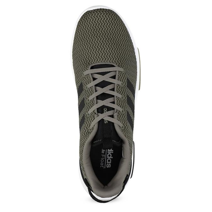 Pánske khaki tenisky adidas, 809-7201 - 17