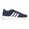 Modré chlapčenské tenisky športového strihu adidas, modrá, 409-9388 - 19