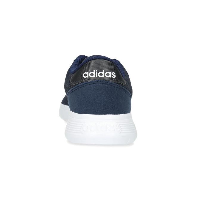 Modré chlapčenské tenisky športového strihu adidas, modrá, 409-9388 - 15
