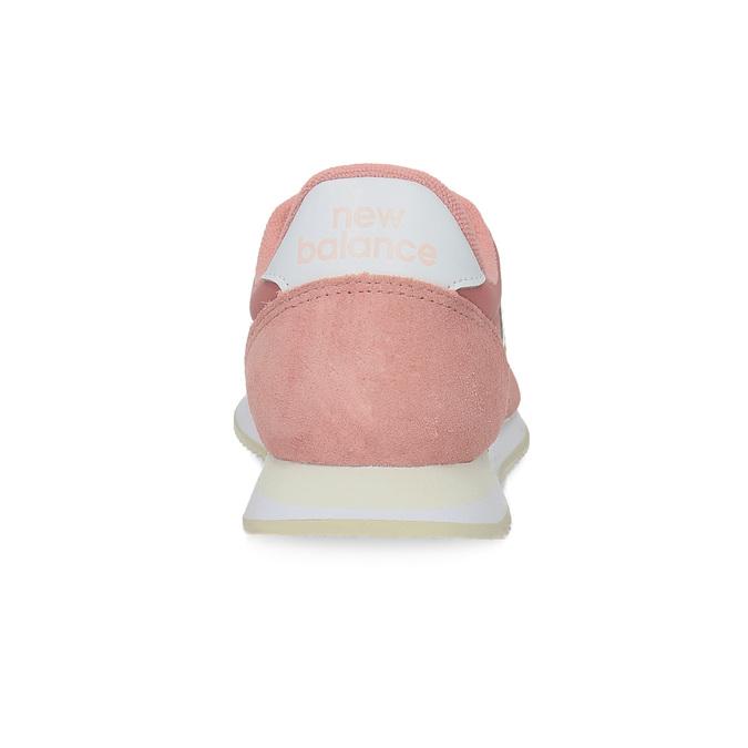Ružové dámske tenisky new-balance, ružová, 509-5871 - 15