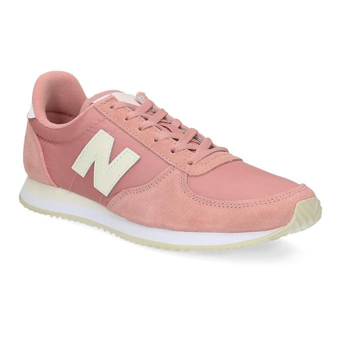 Ružové dámske tenisky new-balance, ružová, 509-5871 - 13