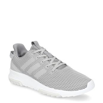 Pánske šedé tenisky adidas, šedá, 809-2601 - 13