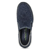 Slip-on športového strihu skechers, modrá, 809-9147 - 17