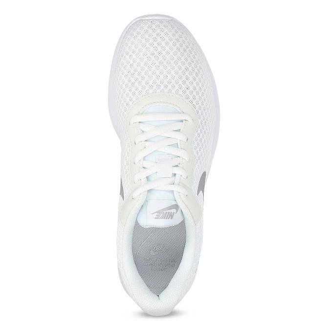 Biele dámske tenisky nike, biela, 509-1357 - 17