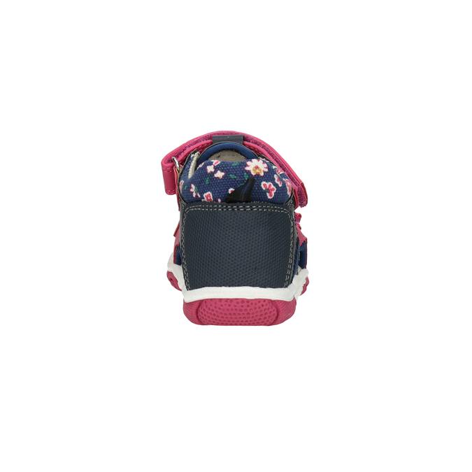 c9530fda3 Dievčenské sandále na suchý zips bubblegummers, ružová, 161-5604 - 15
