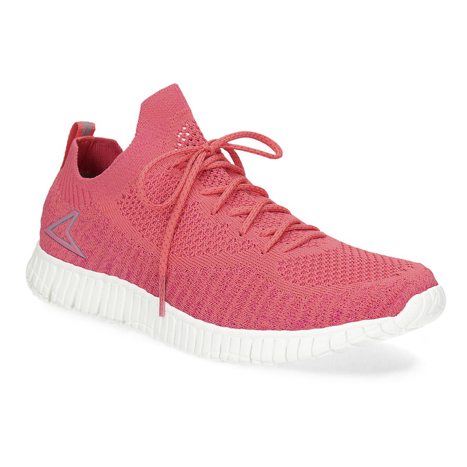 f984133fdf7d Power Dámske ružové úpletové tenisky - Všetky topánky