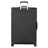 Stredně veľký textilný kufor na kolieskach roncato, čierna, 969-6710 - 26