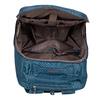 Batoh a kufrík v jednom roncato, modrá, 969-9724 - 17