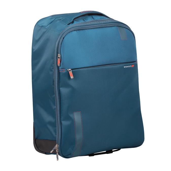 Batoh a kufrík v jednom roncato, modrá, 969-9724 - 13